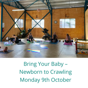 Learn More about Bring Your Baby - Newborn to Crawling (Monday 9th October)