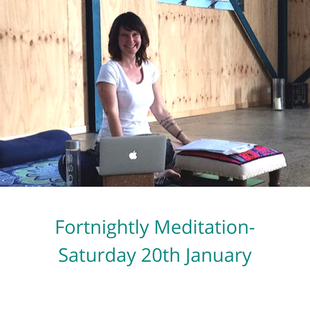 Learn more about Fornightly Meditation (20th January)