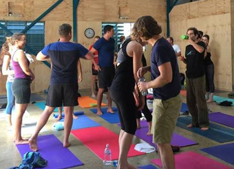 Vinyasa to Vino (Community Event)